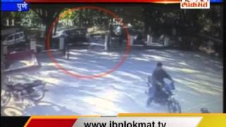 Download Pune gangwar cctv footage Video