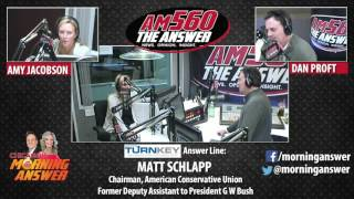 Download Chicago's Morning Answer - Matt Schlapp - January 16, 2017 Video
