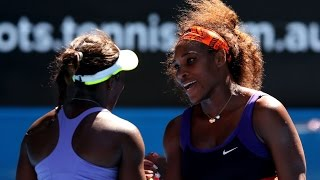 Download Sloane Stephens VS Serena Williams Highlight 2013 AO QF Video