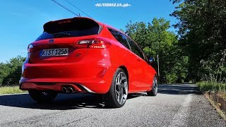 Download Ford Fiesta ST 1.5 EcoBoost 200 exhaust sound, sound, revs, cold start, launch control Video
