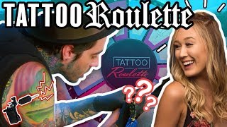 Download Tattoo Roulette ep.3 - LaurDIY, Romeo Lacoste (Official Game Show!) Video