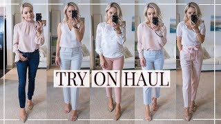 Download BUSINESS CASUAL TRY-ON HAUL + OUTFIT IDEAS   Shannon Sullivan Video