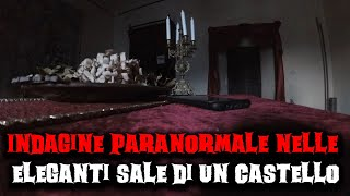Download Indagine paranormale nelle eleganti sale di un castello Video