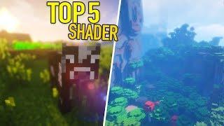 Download TOP 5 - Minecraft Shader! Video