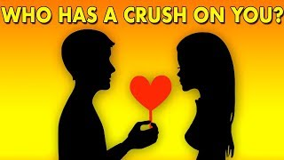 Download DISCOVER WHO HAS A SECRET CRUSH ON YOU - Love Personality Quiz Reveals First Letter of Their Name Video