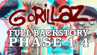 Download GORILLAZ: The Complete Backstory (PHASES 1-4) Video