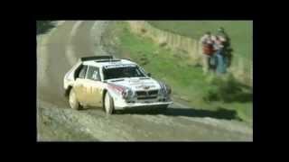 Download Massimo ″Miki″ Biasion - Lancia Delta S4 1986 Video