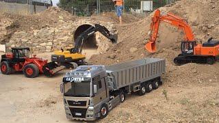 Download Concentración CAMIONES RC CLUB VLC N-340, RC Trucks,maquinaria pesada a Radio control. Video