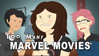 Download Fangirls: Too Many Marvel Movies Video