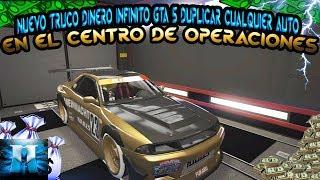 Download NUEVO TRUCO DINERO INFINITO GTA 5 DUPLICAR CUALQUIER AUTO EN CENTRO DE OPERACIONES PS4 XBOX ONE Y PC Video