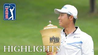 Download Hideki Matsuyama extended highlights   Round 4   Bridgestone Video