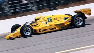 Download 1987 Indianapolis 500 on ABC Video