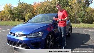 Download Review: 2016 Volkswagen Golf R Video