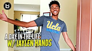 Download Jaylen Hands ″A Day In The Life″ | UCLA's Next Star PG Invites Us To His Home Video
