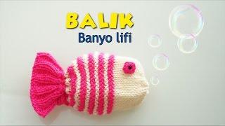 Download DIY-ÖRGÜ BALIK BANYO LİFİ-BATH SCRUBBIES Video