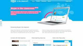 Download Skype in the classroom Video