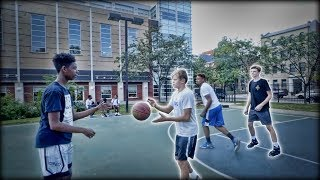Download White Kids VS. The Hood in Basketball! Video