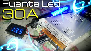 Download Fuente Led 30A Para Car Audio Video
