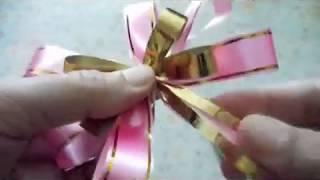 Download ริบบิ้นทำโบว์แบบประหยัด Gift Bow&simple Video