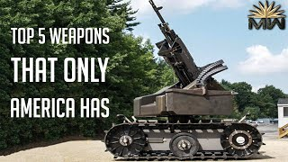 Download 5 Incredible Weapons That Only America Has Video