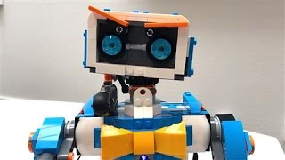 Download Lego Boost Brings Robotics to a Younger Audience Video