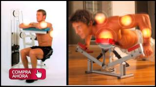Download Aparato de entrenamiento Push up Pump Video