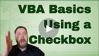 Download Excel VBA Using a Check Box to Hide a Sheet and some Rows Video