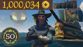 Download Sea of Thieves - 1 MILLION GOLD ACHIEVED! Video