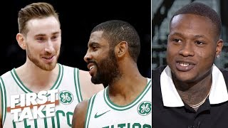 Download 'I sacrificed my talent' playing with Kyrie Irving and Gordon Hayward – Terry Rozier | First Take Video