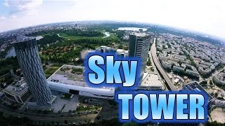 Download Sky Tower in Bucharest Video