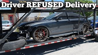Download My Audi RS7 was Taken From me By its Delivery Driver! Here's how I got it back... Video
