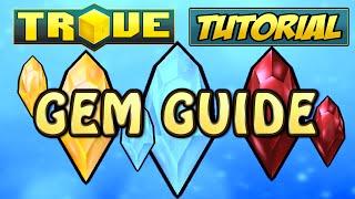 Download HOW GEMS WORK IN TROVE ✪ Trove Gem Tutorial & Guide (Update) Video