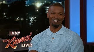 Download Jamie Foxx on LeBron James & Huge House Parties Video