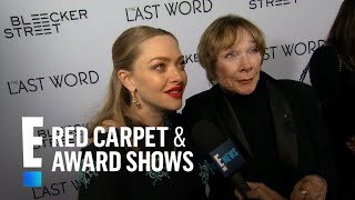 Download Amanda Seyfried and Thomas Sadoski Talk Pregnancy | E! Live from the Red Carpet Video