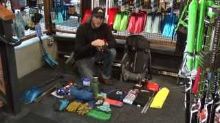 Download Backcountry Skiing with JANS: What To Pack In Your Backcountry Pack Video
