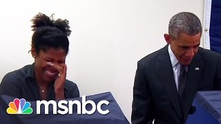 Download Interview With 'Obama's Girlfriend' | All In | MSNBC Video