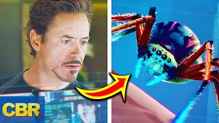 Download Tony Stark May Be The Reason Why Peter Parker Became Spider-Man Video