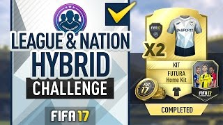Download LEAGUE & NATION HYBRID SBC METHOD! (CHEAP) - #FIFA17 Ultimate Team Video