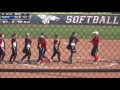 Download Blue Dragon Softball vs. Fort Scott - Game 2 Video