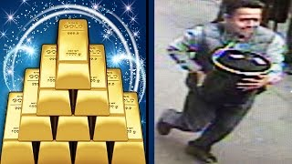 Download Man Casually Steals Gold Worth $1.6 MillIon Video