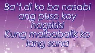 Download Ba't di ko ba nasabi - Krizza Neri Lyrics Video