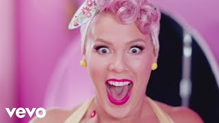 Download P!nk - Beautiful Trauma Video