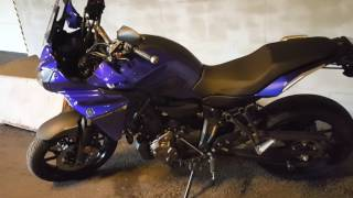 Download Yamaha Tracer 700 2000km review and accessories installed so far Video