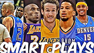 Download NBA Smartest Plays (Ultimate Compilation) Video