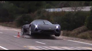 Download How To Crash Test A $2 Million Koenigsegg Hypercar - APEX.one Video