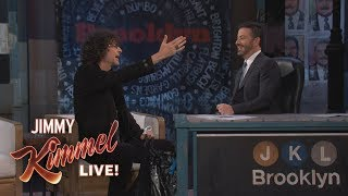 Download Jimmy Kimmel's FULL INTERVIEW with Howard Stern Video