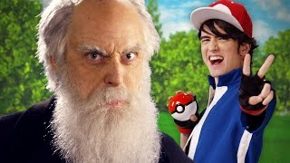 Download Ash Ketchum vs Charles Darwin. Epic Rap Battles of History. Video