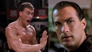 Download Steven Seagal Vs. Jean-Claude Van Damme Video