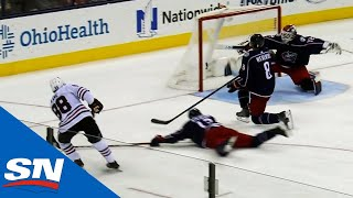 Download Patrick Kane Scores After Give-And-Go With Brent Seabrook Video
