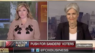 Download Jill Stein Appeared on Fox News, Made Their Heads Explode Video